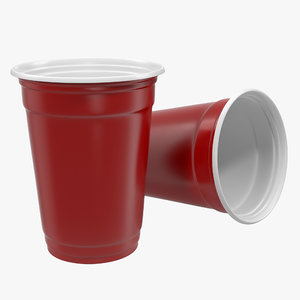 solo cup 3d 3ds