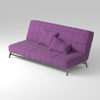 karlabi killeberg ikea sofa 3d model