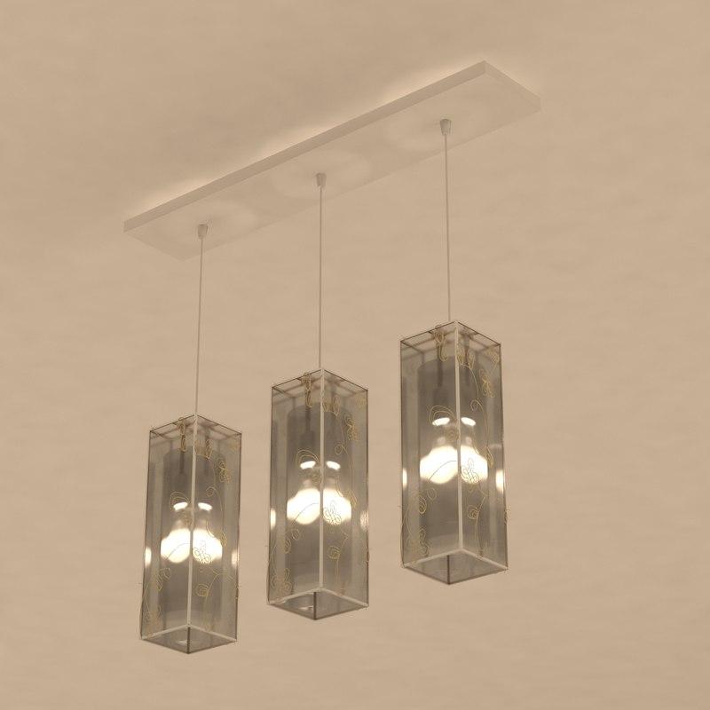 free blitz leuchten lamp 3d model