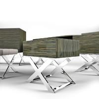 3d model bedroom furniture