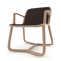 riza chair thelos 3d max