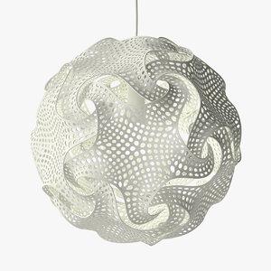 3d quin mgx pendant lamp