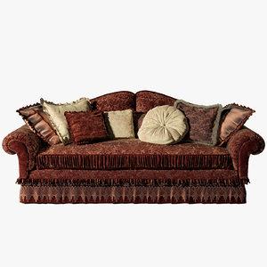 3ds max jumbo sofa lace lac-43
