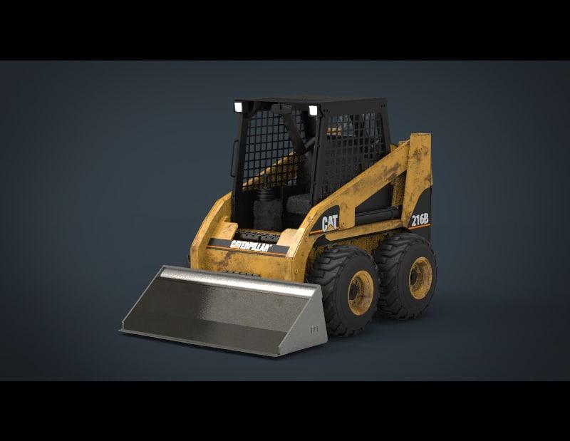 3ds max mini loader