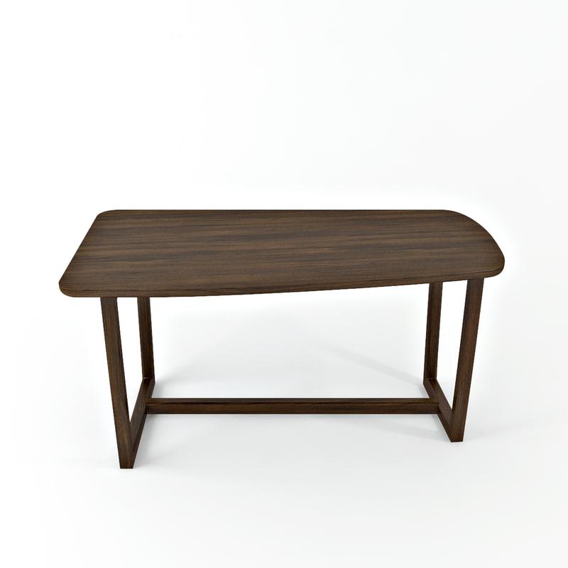 realistic poliform desk max