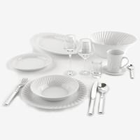 Dinnerware Set 1