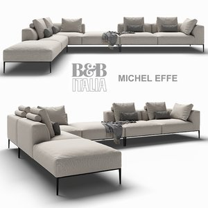 3ds michel effe