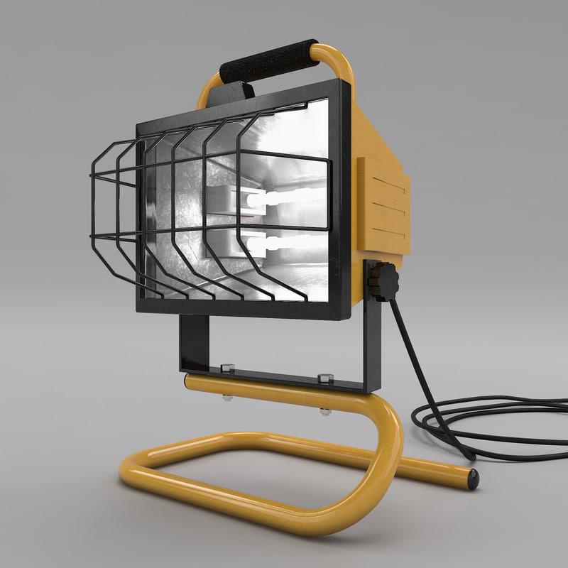 3d work light