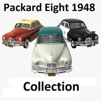 Packard 1948 3 in 1