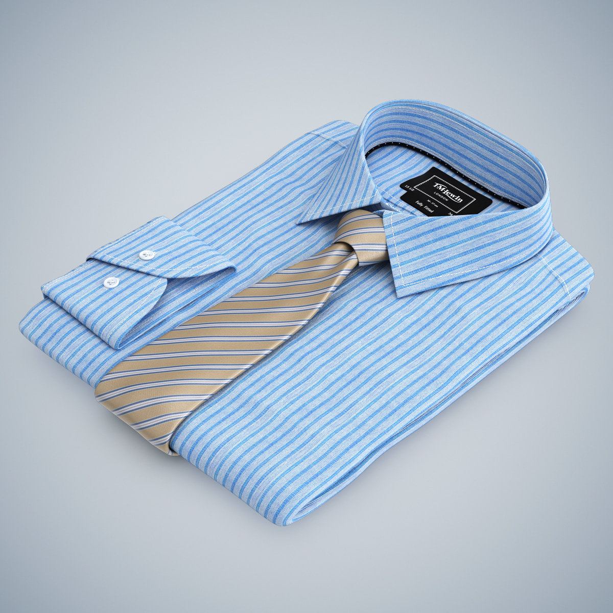 max shirt tie