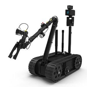 talon robot max