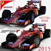 Ferrari SF15T 2015