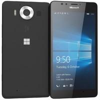max microsoft lumia 950 black