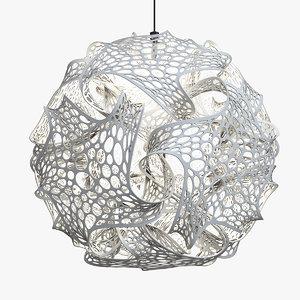 3d 3ds lamp lighting