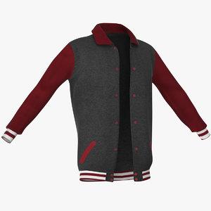 3d urban classics jacket
