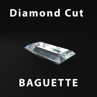 Baguette Diamond Cut