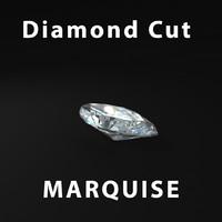 Marquise Diamond Cut