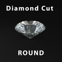 cut diamond 3d ma