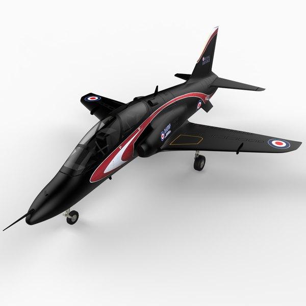 3d royal hawk t1a aircraft
