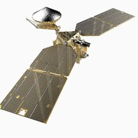 mars reconnaissance orbiter spacecraft 3d 3ds