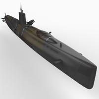 USS HALIBUT SSGN-587