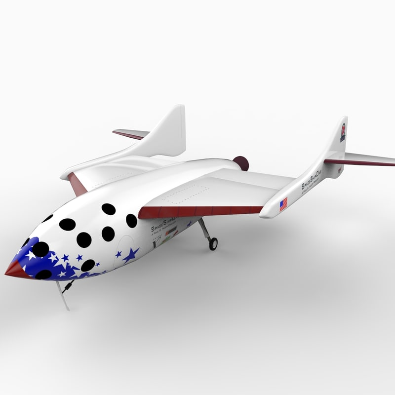 n328kf spaceshipone 3ds