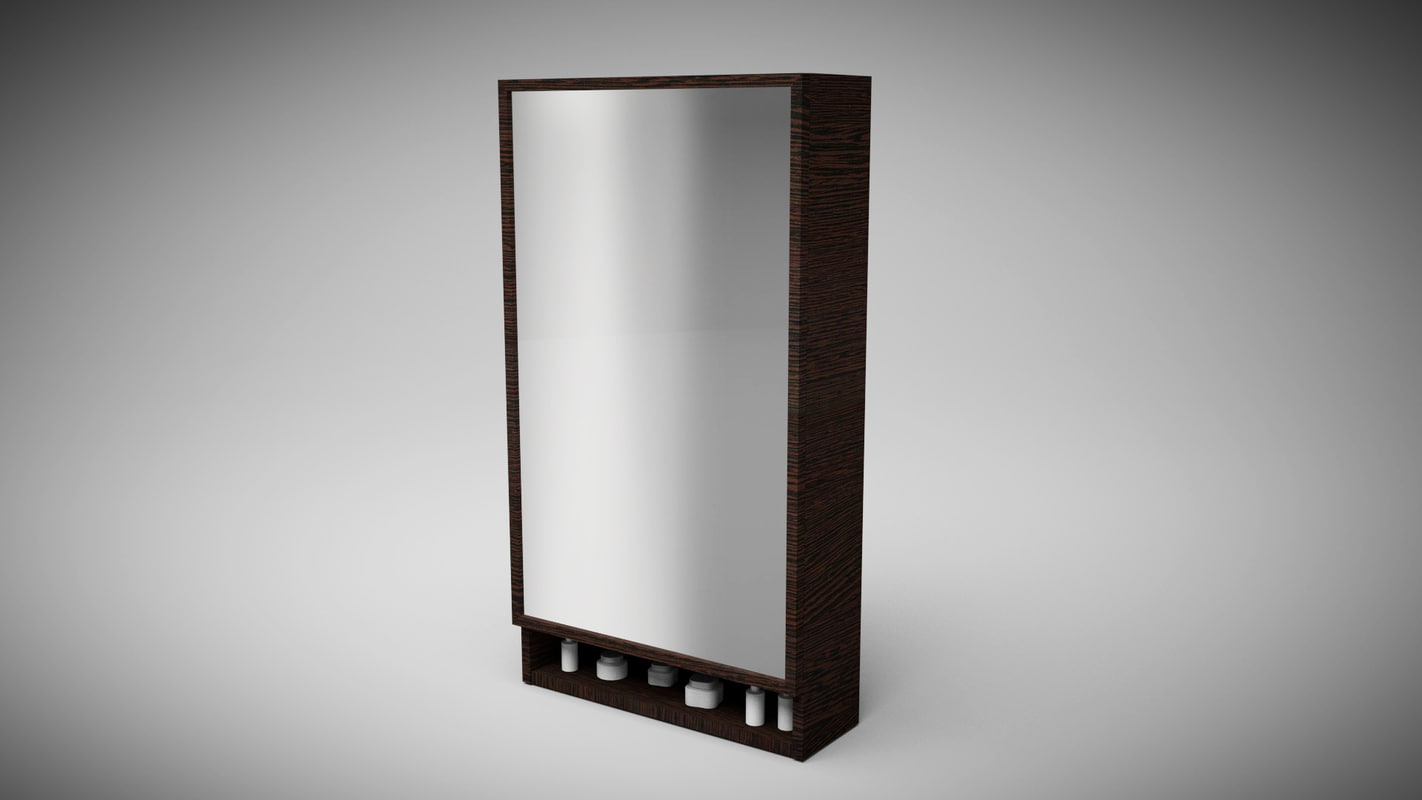 3d wall cabinet