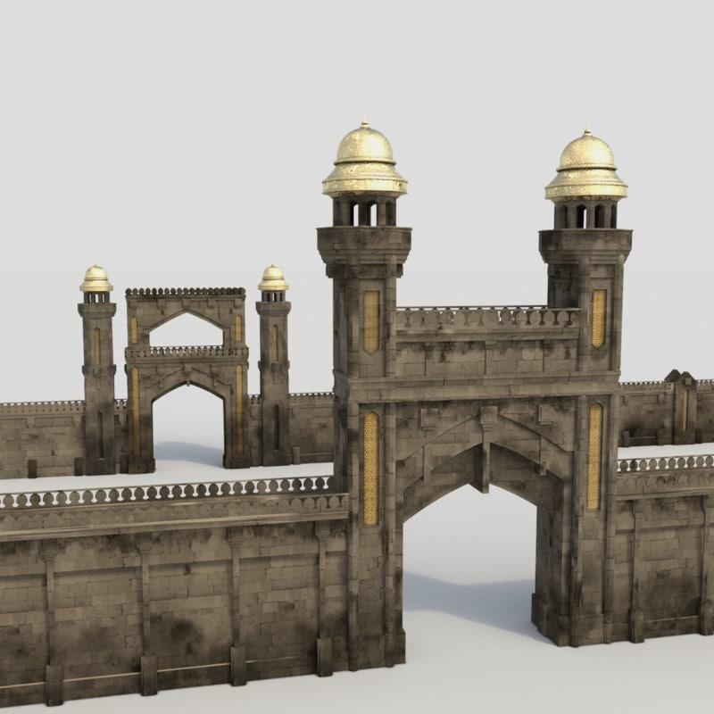 walls lost city max