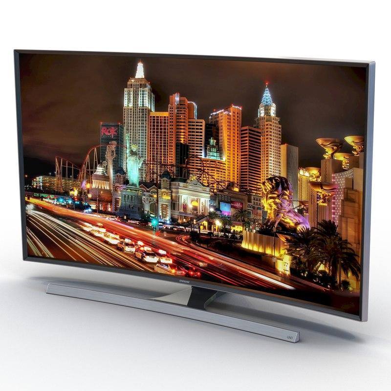 Samsung 4K UHD JU7500 Series Curved Smart TV 50 inch