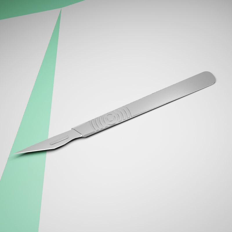 scalpel 3d x