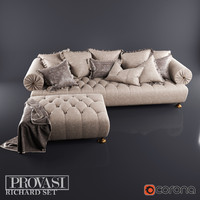 max richard sofa pouf provasi