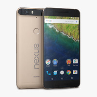 Huawei Nexus 6P Gold