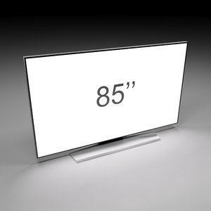 85 inch 3ds