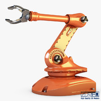 Industrial robot v 1