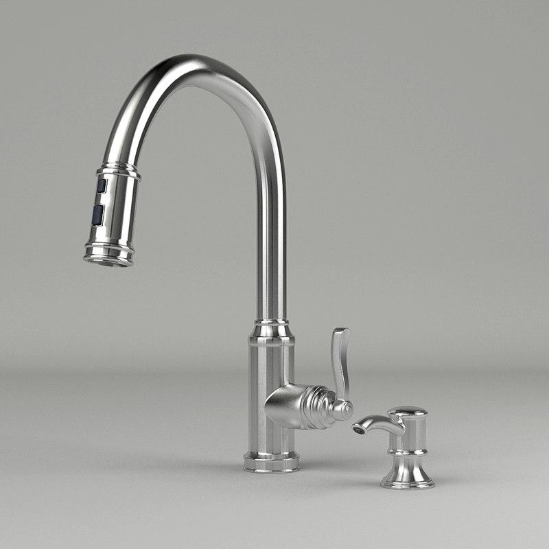 faucet kitchen max