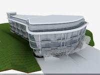 Architecture Scene - Project 01 - Hotel