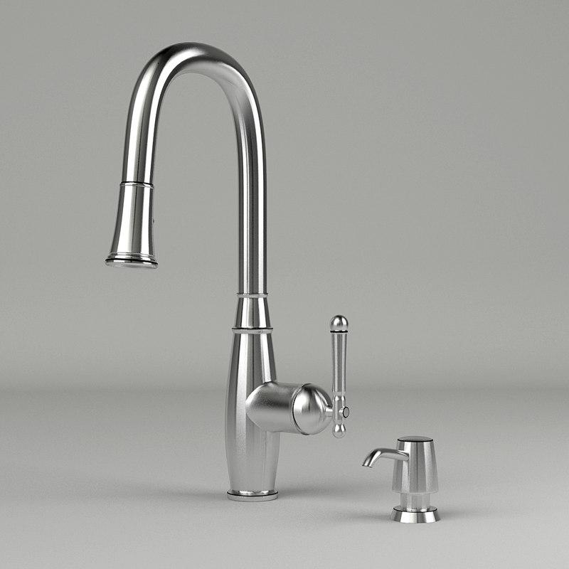 obj faucet kitchen