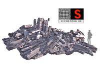 City devastation  8K