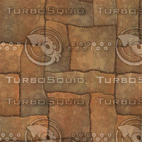 Tiles texture to ground