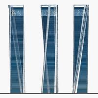 skyscraper building turbines max