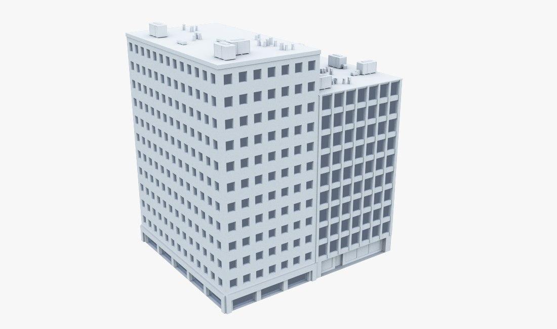 3d 3ds building office