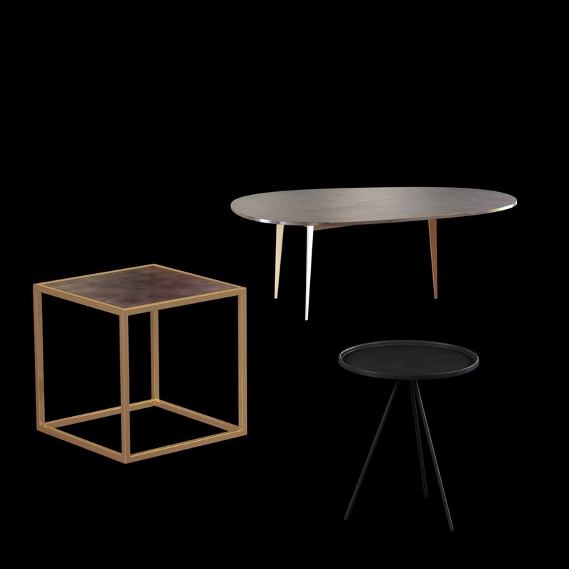 3d tables 3 model