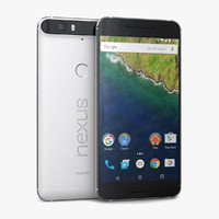 Huawei Nexus 6P Frost or White