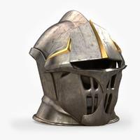 medieval helmet max