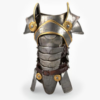 3ds max armour v2