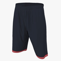 Basketball Shorts Blue