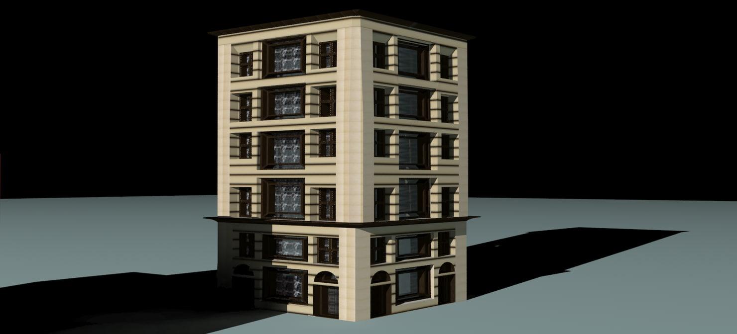 max simple building