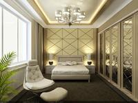 interior scene - bedroom max