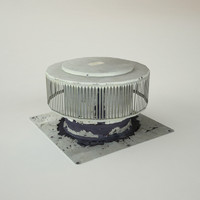 rooftop vent cylinder max