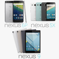 Google Nexus Collection 2015